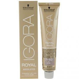Schwarzkopf Professional IGORA Royal Absolutes barva na vlasy odstín 7-60  60 ml