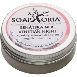 Soaphoria Benátska Noc krémový deodorant  50 ml