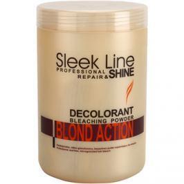 Stapiz Sleek Line Blond Action zesvětlující pudr  500 g