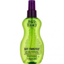 TIGI Bed Head Get Twisted finální fixační sprej proti krepatění  200 ml