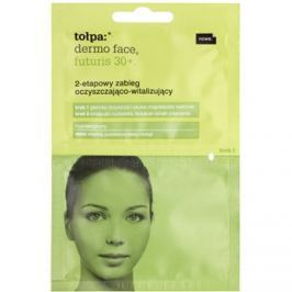 Tołpa Dermo Face Futuris 30+ čištění a revitalizace pleti ve dvou krocích  2 x 6 ml