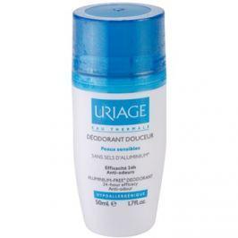 Uriage Hygiène jemný deodorant roll-on bez obsahu hliníku  50 ml