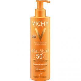 Vichy Idéal Soleil Capital opalovací mléko odpuzující písek SPF50+  200 ml
