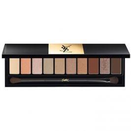 Yves Saint Laurent Couture Variation Palette paletka pudrových očních stínů 01 NU 6,5 g