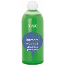 Ziaja Intimate Wash Gel Herbal ochranný gel na intimní hygienu pampeliška 500 ml