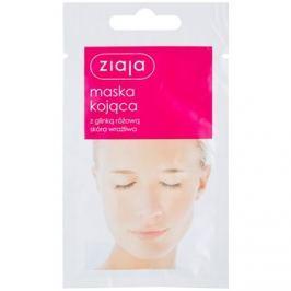 Ziaja Mask zklidňující pleťová maska  7 ml