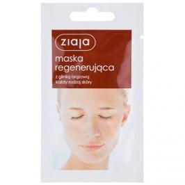 Ziaja Mask regenerační pleťová maska  7 ml