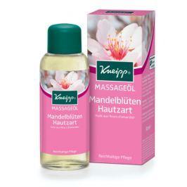KNEIPP Masážní olej mandlové květy 100ml