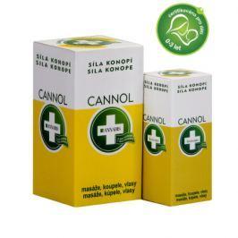 Cannol - konopný olej (masáž koupel vlasy) 100ml