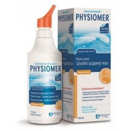 PHYSIOMER Alergie a nosní dutiny 135ml