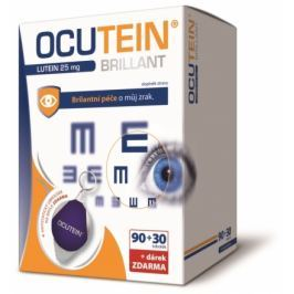 Ocutein Brillant Lutein 25mg DaVinci 90+30tob.+dárek
