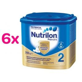 Nutrilon 2 - 6 x 350g