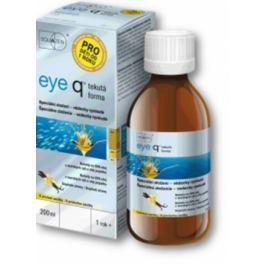 eye q tekutá forma s příchutí vanilky 200 ml