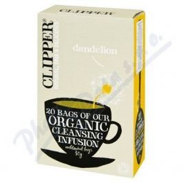 Čaj Clipper Organic Smetanka lékařská 20x1.5g