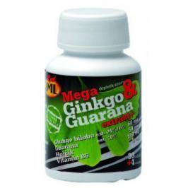 JML Mega Ginkgo Guarana+ cps.34(Gink+Guar+Mg+B6)