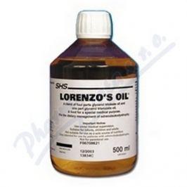 Lorenzo -Oil por.oil 1x500ml plast