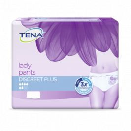 TENA Lady Pants Discreet +L 10ks 797610