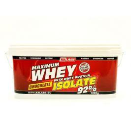 Maximum Whey Protein Isolate 92 1000 g čokoláda