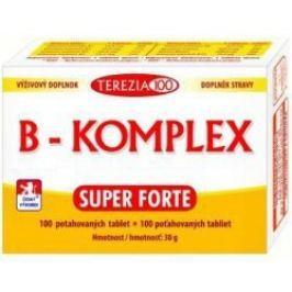 B-Komplex Super Forte tbl.100