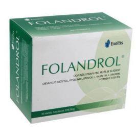 FOLANDROL - doplněk stravy pro muže 30 sáčků