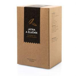 AROMATICA Bylinný čaj Játra a žlučník n.s.20x2g