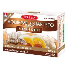 Houbové Quarteto s reishi cps.60