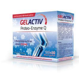 GelActiv Proteo-Enzyme Q tbl.130+30Zdarma Vánoce 2016