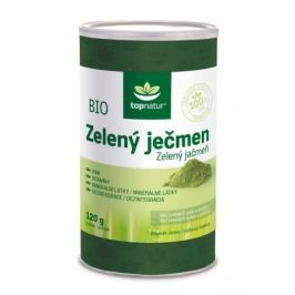 BIO Zelený ječmen 150g TOPNATUR