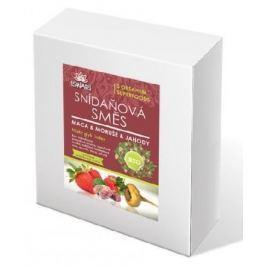 BIO Snídaňová směs maca-moruše-jahoda 3,2kg