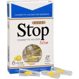 Stopfiltr SLIM 25 ks