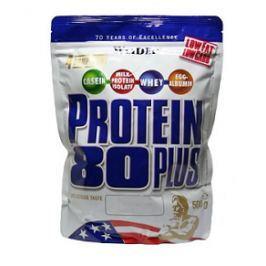 Weider, Protein 80 Plus, 500 g, Toffee-Caramel