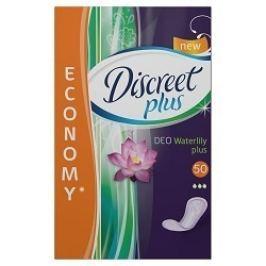 Discreet intimky Waterlily Plus 50ks