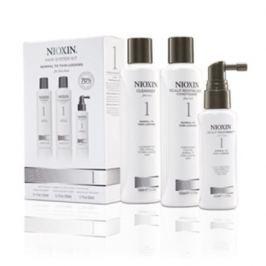 Nioxin Hair System 1 - Cleanser Shampoo 150 ml, Scalp Revitaliser Conditioner 150 ml,  Scalp Treatment 50 ml