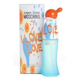MOSCHINO I LOVE LOVE EdT Vapo  50ml