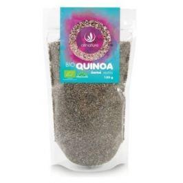 Allnature Quinoa černá vločky BIO 150 g