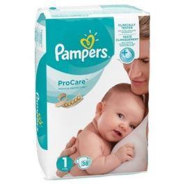Pampers Pro Care Plenky S1 38 ks