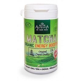 Bio matcha - organic energy booster 80ks veganských kapslí
