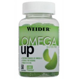 Weider, Omega UP, 50 gummies