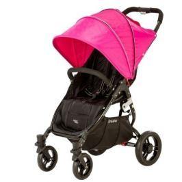 Kočárek sportovní - Valco SNAP 4 BLACK s polohovaním - ružový