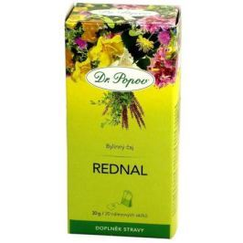 Dr.Popov Čaj Rednal n.s.20x1.5g