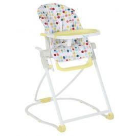 Badabulle jídelní židlička Compact Chair Yellow