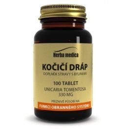 Herba medica Vilcacora 330 mg, 100 tbl.