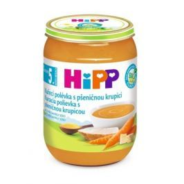 HIPP BABY MENU BIO Pol.slepičí pš.krup.190g CZ7972