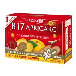 Terezia Company B17 Apricarc s meruňkovým olejem 60 kapslí