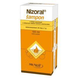 Nizoral šampon 2% 100