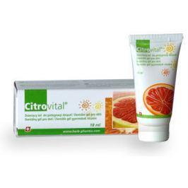 Fytofontana Citrovital Dentální gel pro děti 18ml
