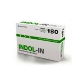 INDOL-IN cps.180 (cysty HPV myomy bolest prsou)