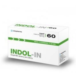 INDOL-IN cps.60 (cysty HPV myomy bolest prsou)