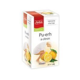 Apotheke Pu-erh a citron čaj 20x1.8g n.s.