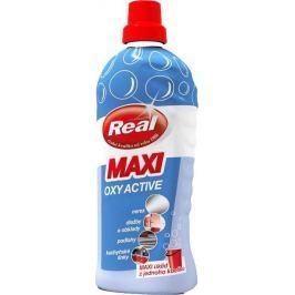 Real Maxi Oxy Active univerzální prostředek na mytí všech typů podlah a omyvatelných povrchů 1000 g